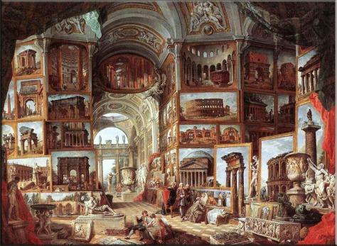Pannini-galleria-roma-antica